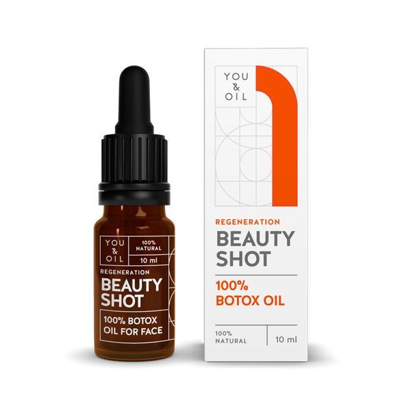 You & Oil Beauty Shot 100% Botox Oil
