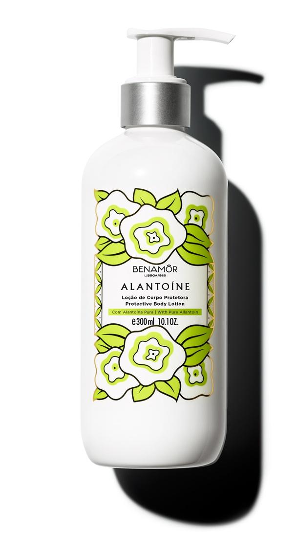 Benamor Alantoíne Body Liquid Lotion