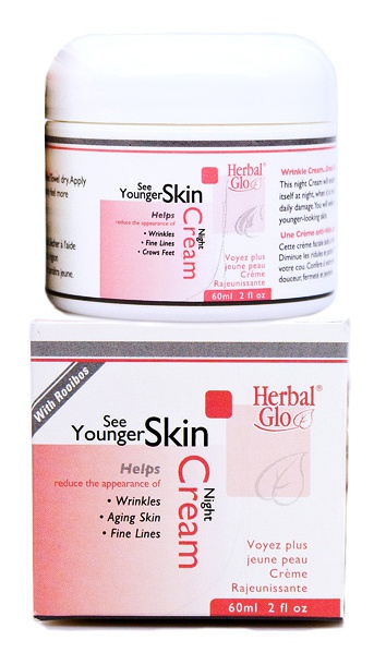 Herbal Glo See Younger Looking Skin Night Cream