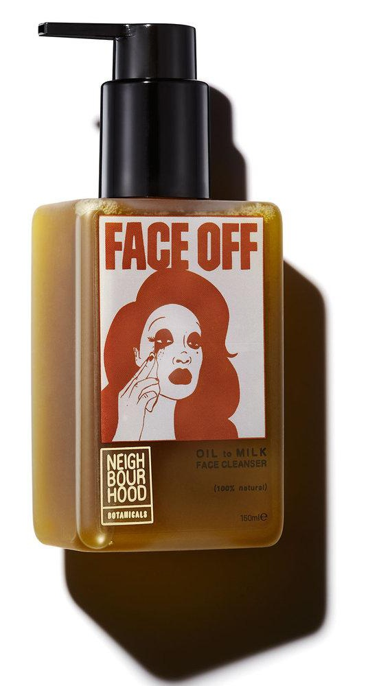 Neighbourhood Botanicals Face Off Oil-To-Milk Cleanser