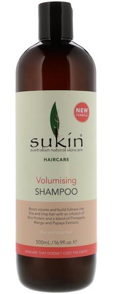 Sukin Volumising Shampoo