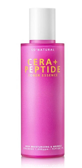 So natural Cera Plus Peptide Toner Essence