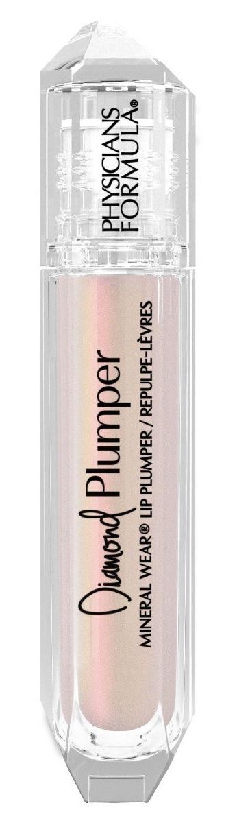 Physicians Formula Diamond Lip Plumper Gloss, Light Pink Princess Cut