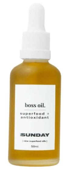 SUNDAY Boss Oil