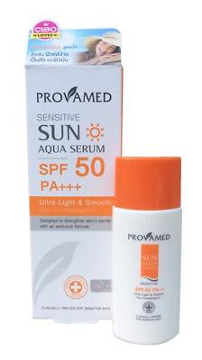 Provamed Sun Aqua Serum Sensitive SPF 50 Pa+++