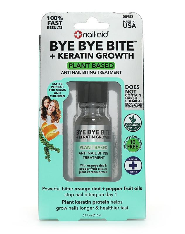 Nail Aid Bye Bye Bite + Keratin Growth
