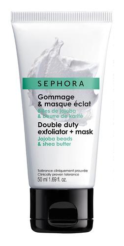 Sephora Double Duty Exfoliator + Mask