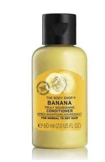 The Body Shop Banana Truly Nourishing Conditioner