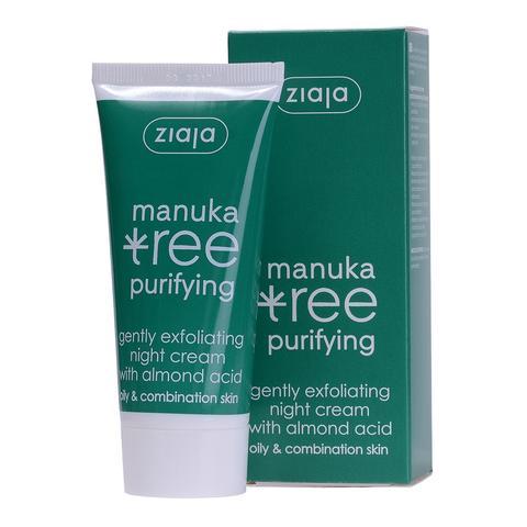 Ziaja Manuka Tree Purifying Night Cream