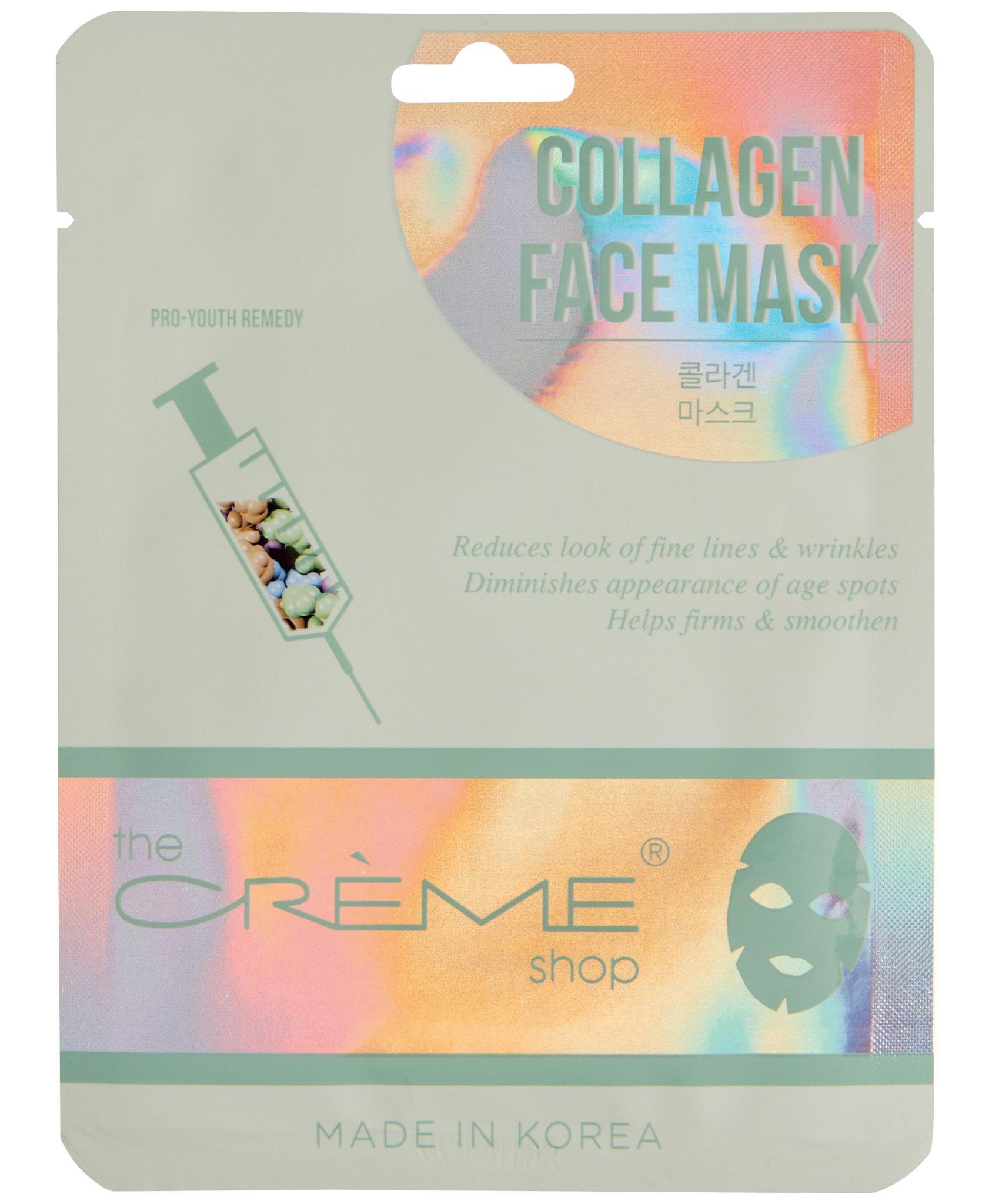 The Creme Shop Collagen Face Mask