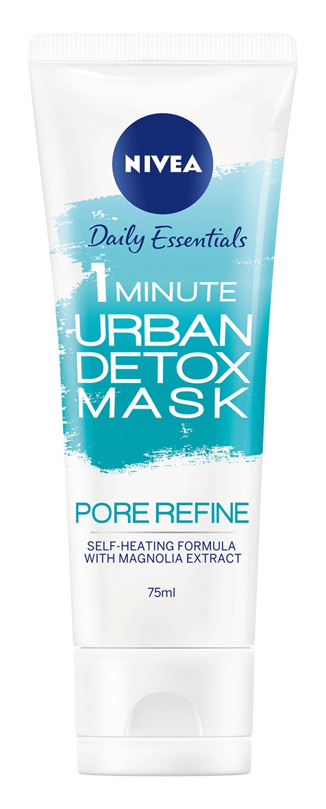 Nivea Urban Detox Mask Pore Refine