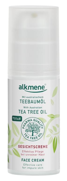 Alkmene Tea Tree Facial Cream