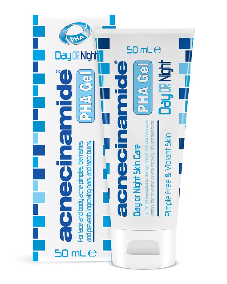 Acnecinamide Pha Gel For Face And Body