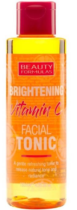 Beauty Formulas Brightening Vitamin C Facial Tonic