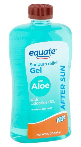 Equate After Sun Sunburn Relief