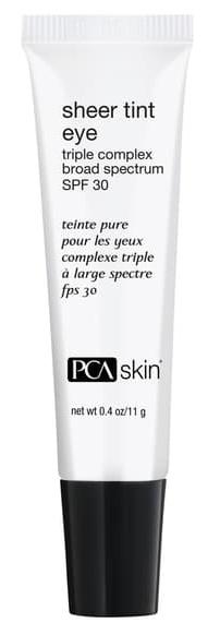 PCA  Skin Sheer Tint Eye Triple Complex Broad Spectrum Spf30