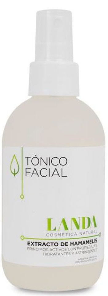 Landa Tonico Facial Hamamelis