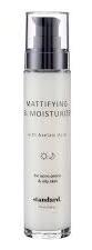 Standard Beauty Mattifying Gel Moisturiser With 10% Azelaic Acid