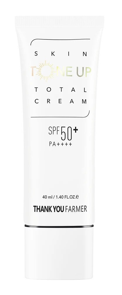 Thank You Farmer Skin Tone Up Total Cream Spf 50+ Pa++++
