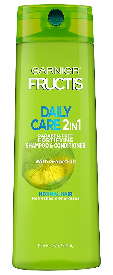 Garnier Fructis Daily Care 1 In 1 Shampoo And Conditioner