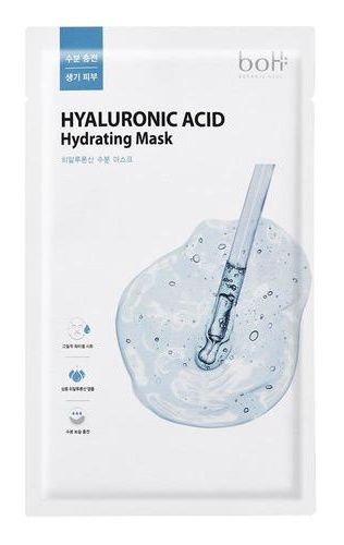 Botanic Heal boH Derma Water Hyaluronic Acid Hydrating Mask
