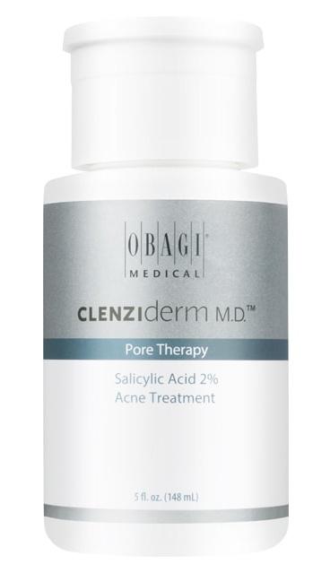 Obagi CLENZIderm M.D. Pore Therapy Salicylic Acid 2% Acne Treatment