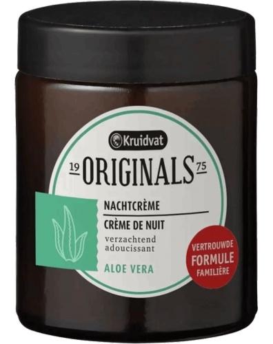 Kruidvat Originals Nachtcrème Aloë Vera