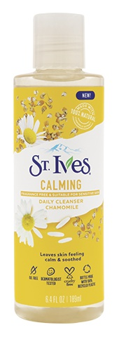 St Ives Calming Chamomile Daily Facial Cleanser