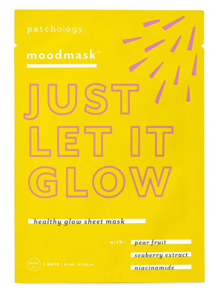 Patchology Just Let It Glow Moodmask Sheet Mask