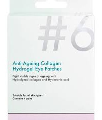 #6 Anti-Ageing Collagen Hydrogel Eye Patches