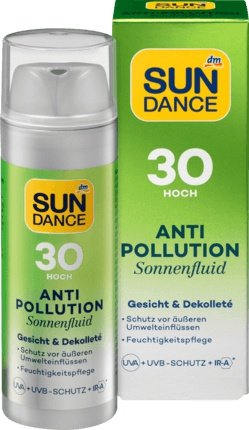 SUNDANCE Anti Pollution Sonnenfluid