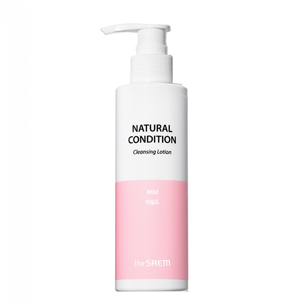 The Saem Natural Condition Cleansing Lotion