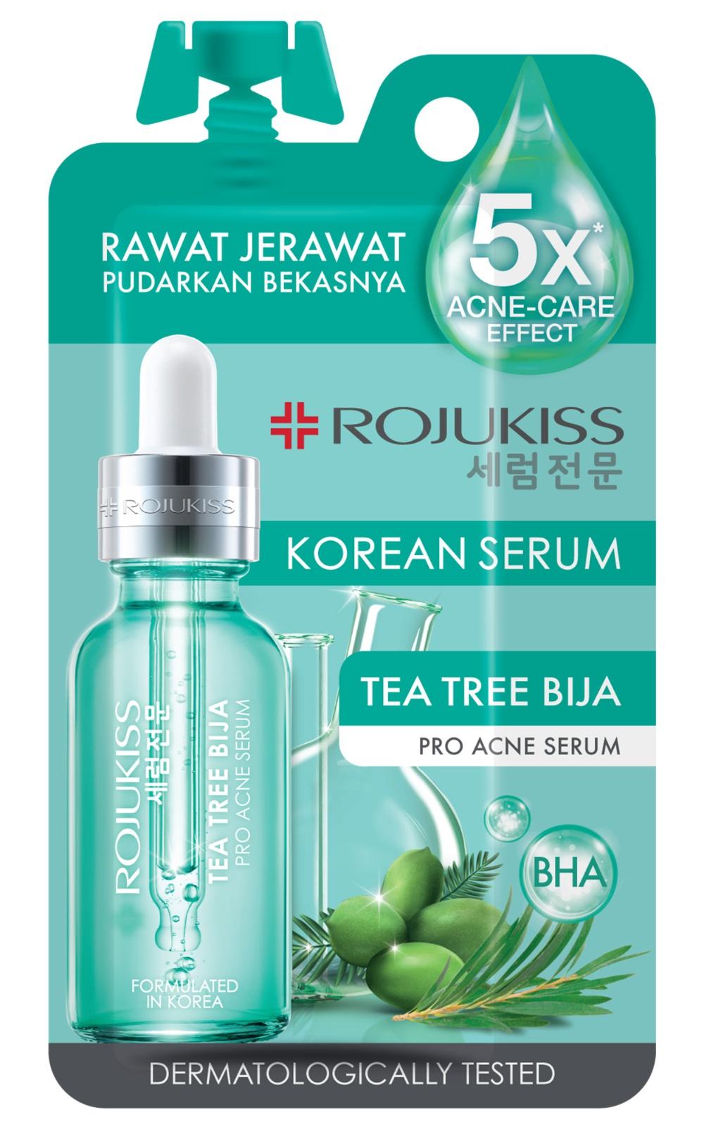 Rojukiss Tea Tree Bija Pro Acne Serum