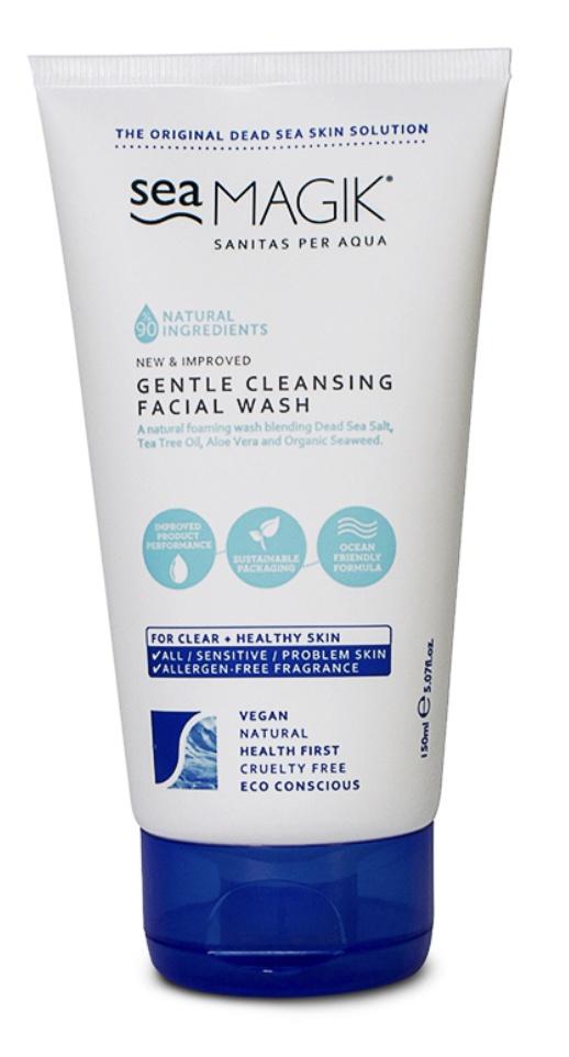Dead Sea Spa Magik Skin Solutions Gentle Facial Wash
