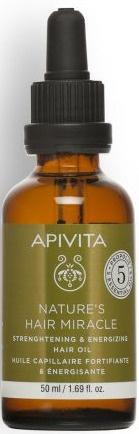 Apivita Nature'S Hair Miracle - Strengthening & Energizing Hair Oil
