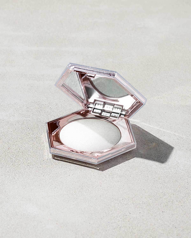 Fenty Beauty Diamond Bomb All-Over Diamond Veil, How Many Carats?!