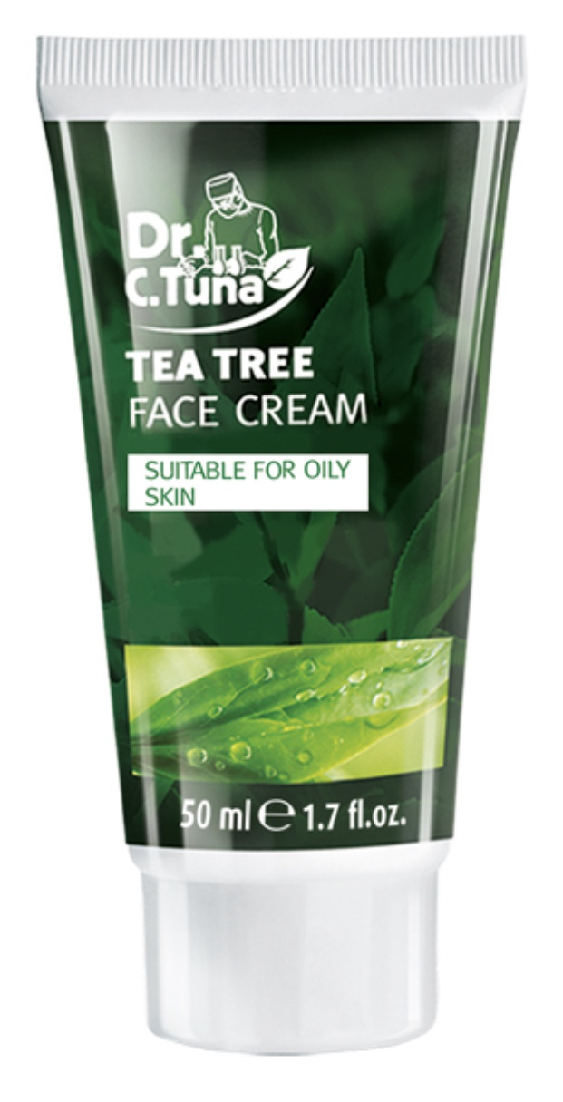 Dr. C. Tuna Tea Tree Face Cream