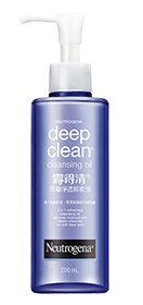 Neutrogena Deep Clean® Cleansing Oil