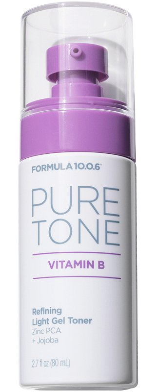 Formula 10.0.6 Pure Tone Vitamin B Refining Light Gel Toner Zinc PCA + Jojoba