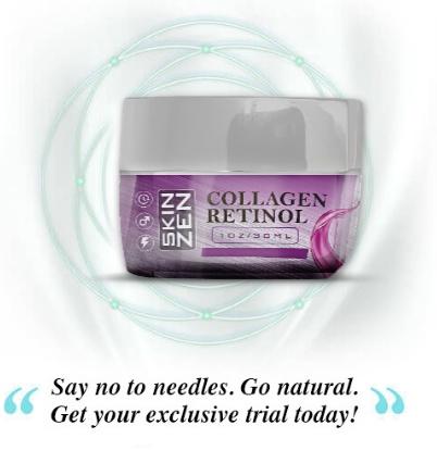 Skin Zen Collagen Retinol