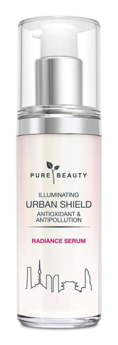 PURE BEAUTY Illuminating Urban Shield Radiance Serum