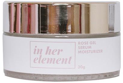 in her element Rose Gel Serum Moisturizer