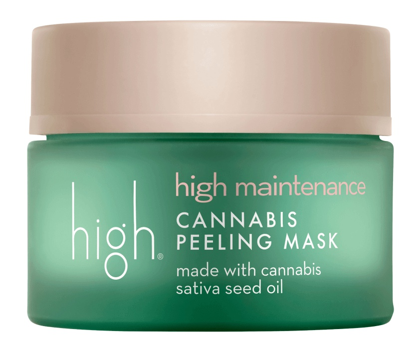 High Beauty High Maintenance Cannabis Peeling Mask