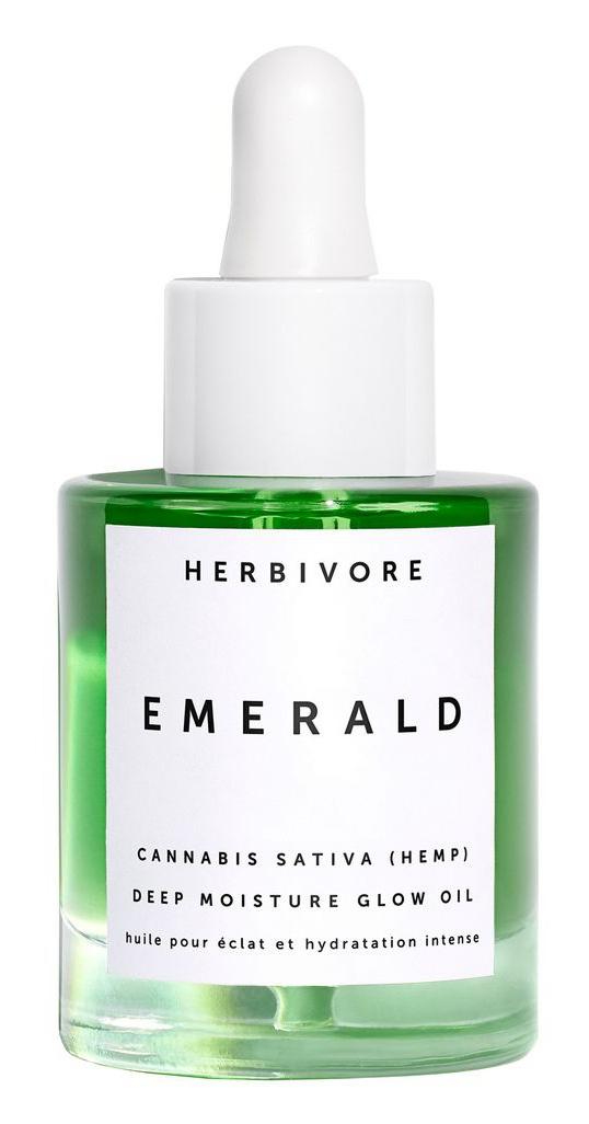 Herbivore Emerald Hemp Seed Deep Moisture Glow Oil