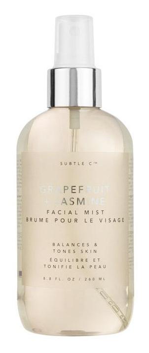 Jean Pierre Cosmetics Subtle C Grapefruit + Jasmine Facial Mist
