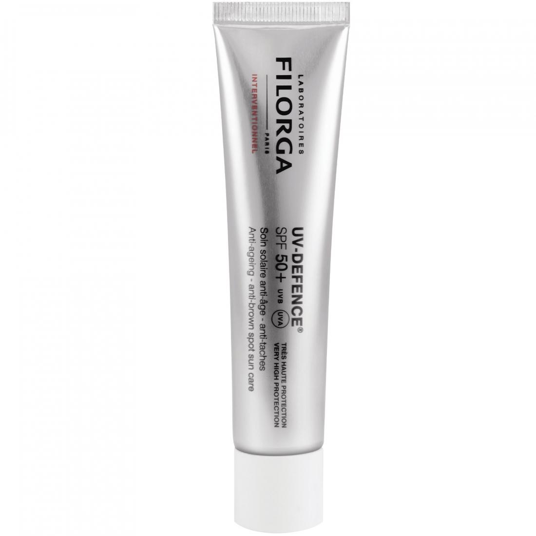 Filorga UV-Defence Spf 50 Anti-aging Anti-Brown Spot Sun Care Cream