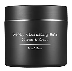 Dr. Althea Citrus & Honey Deeply Cleansing Balm
