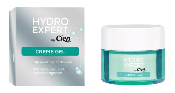 Cien Hydro Expert Creme Gel
