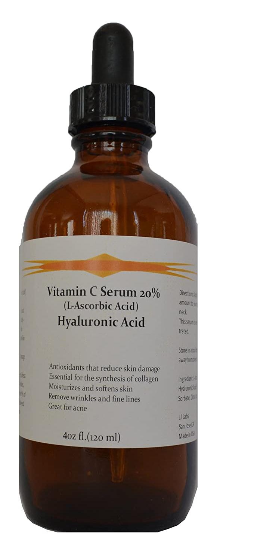 JJLabs Skincare Solution Vitamin C Serum 20%