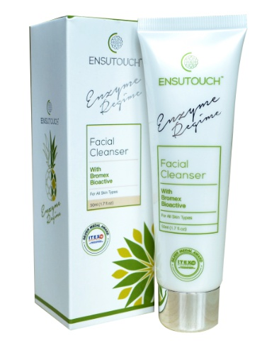 Ensutouch Facial Cleanser